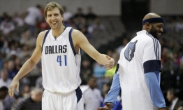 Memphis Grizzlies 103 - 108 Dallas Mavericks (Pretemporada)