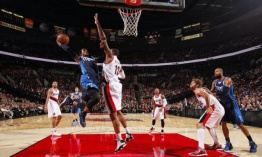 Dallas Mavericks 87 - 108 Portland Trailblazers