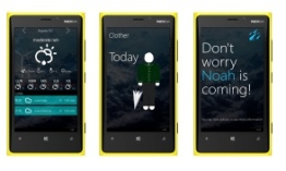 Weather Premium para Windows Phone te permite ver el clima de forma genial