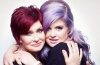 Kelly Y Sharon Osbourne Para Mac 2014.