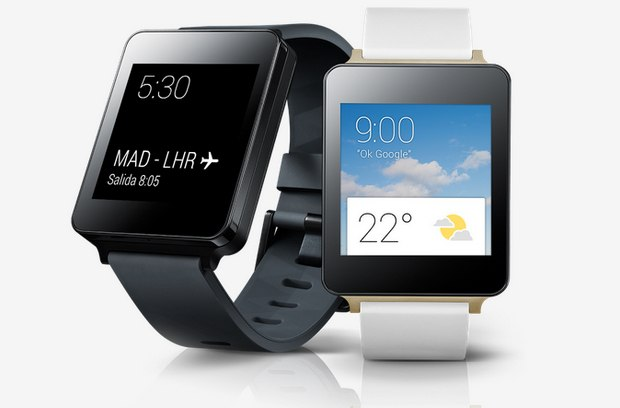 LG G Watch y el Samsung Gear Live
