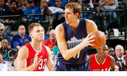 Los Angeles Clippers 108 - 118 Dallas Mavericks