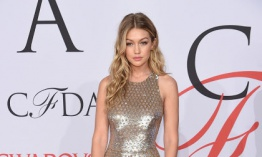 Get the look! Gigi Hadid en la gala CFDA Fashion Awards 2015