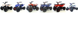 Quads y mini quads infantiles ROAN Racing