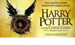 "¡Nuevo libro de Harry Potter! ""The Cursed Child"" de J.K. Rowling será publicado como libro"