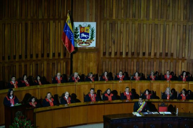 Tribunal supremo venezolano regula el funcionamiento del for Sala 4 tribunal supremo