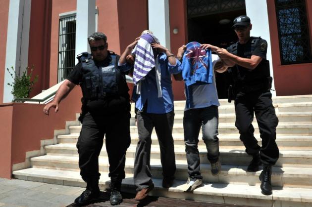 Militares turcos que huyeron a grecia ser n juzgados por entrada ilegal for Juzgado togado militar