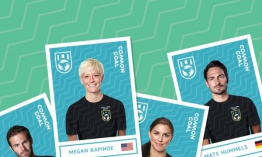 Alex Morgan y Megan Rapinoe se unen a la causa benéfica Common Goal