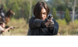 Se confirma que Maggie sí estará en la novena temporada de 'The Walking Dead'