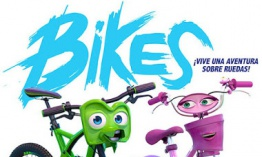 18 de abril se estrena BIKES, la peli familiar en defensa del medio ambiente