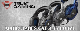 ANÁLISIS HARD-GAMING: Auriculares Trust GXT 488 Forze